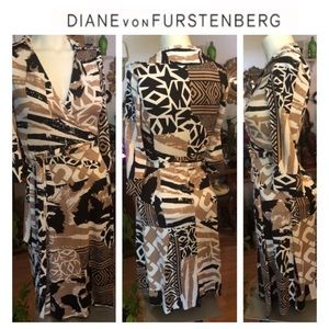 Vintage DIane Von Fustenberg Wrap Dress